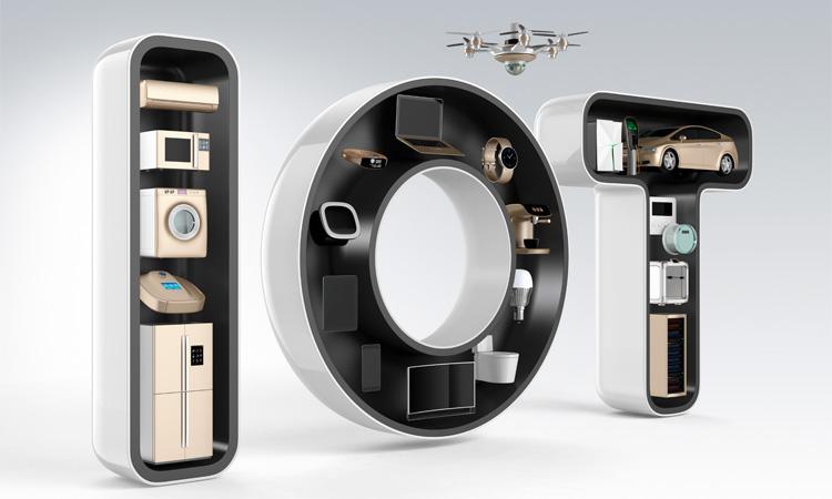 3D модель IoT