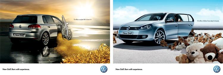 реклама автомобилей