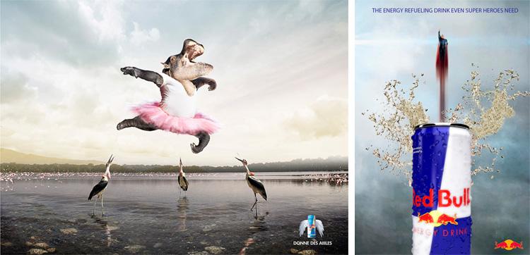реклама энергетика
