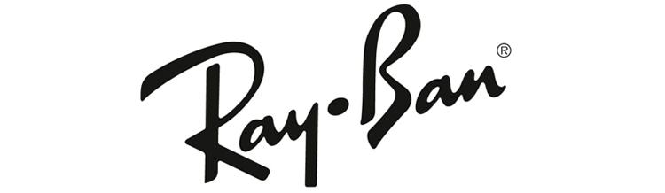 логотип ray ban