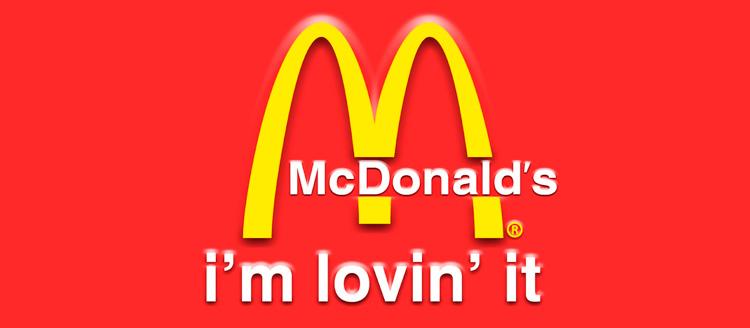 логотип макдоалдс