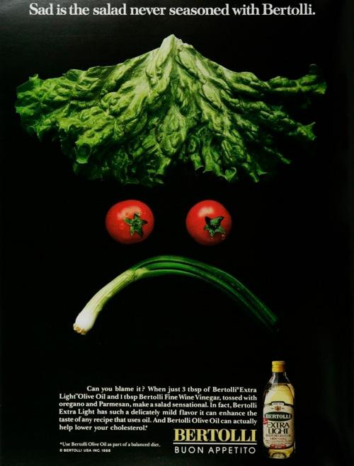 не обижайте салат