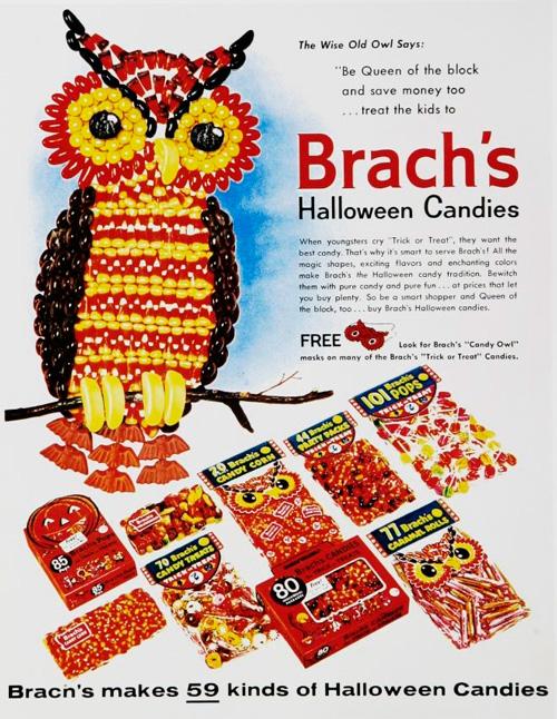 вкусные хеллоунские сладости