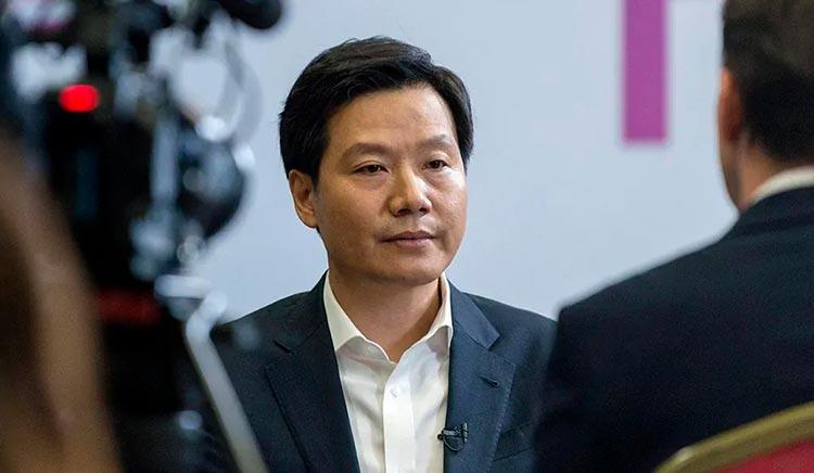 Хон Фен (Wong Feng) вице-президент Xiaomi