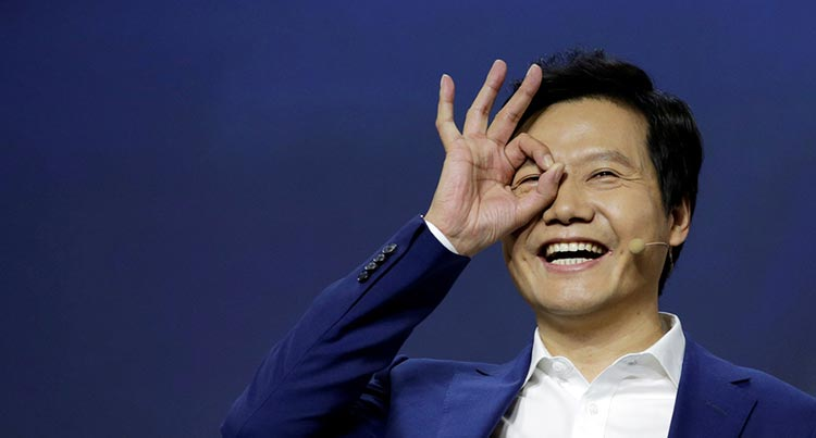 Лей Цзюнь (Lei Jun) CEO Xiaomi